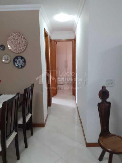 SDala e corredor - Apartamento 3 quartos à venda Recreio dos Bandeirantes, Rio de Janeiro - R$ 570.000 - VPAP30492 - 9