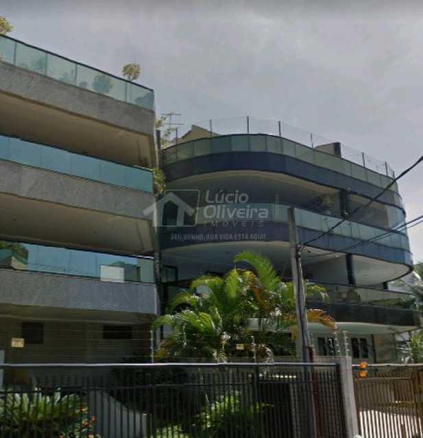 Vista externa Prédio - Apartamento 3 quartos à venda Recreio dos Bandeirantes, Rio de Janeiro - R$ 570.000 - VPAP30492 - 26