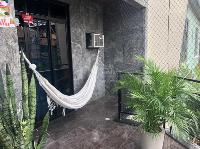 Varanda - Apartamento 3 quartos à venda Olaria, Rio de Janeiro - R$ 650.000 - VPAP30493 - 27