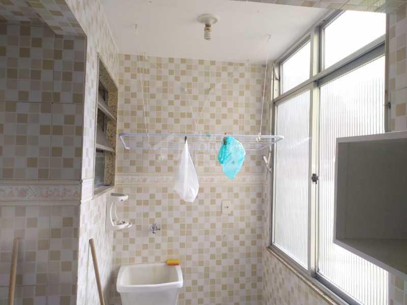 Área de seerviço. - Apartamento à venda Avenida Ministro Edgard Romero,Madureira, Rio de Janeiro - R$ 165.000 - VPAP21872 - 26