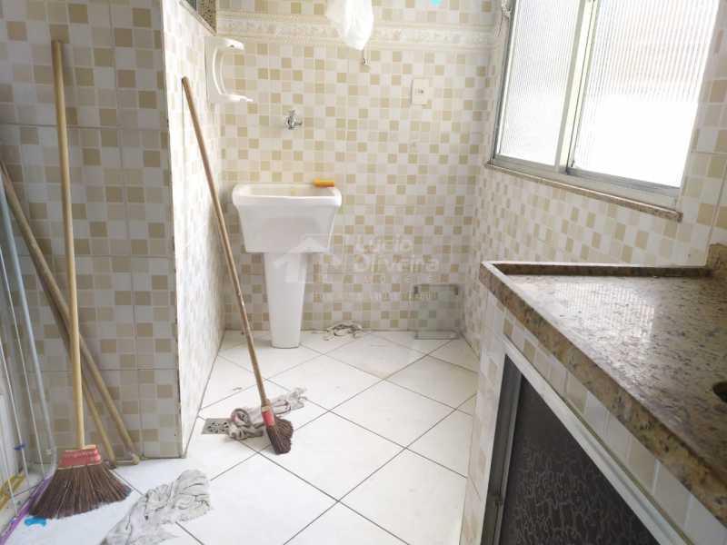 Área de serviço - Apartamento à venda Avenida Ministro Edgard Romero,Madureira, Rio de Janeiro - R$ 165.000 - VPAP21872 - 27