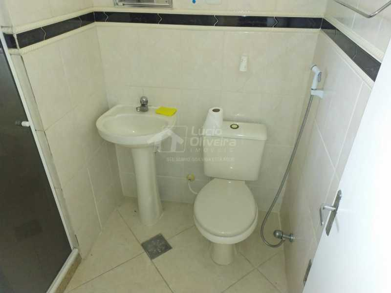 Banheiro. - Apartamento à venda Avenida Ministro Edgard Romero,Madureira, Rio de Janeiro - R$ 165.000 - VPAP21872 - 8