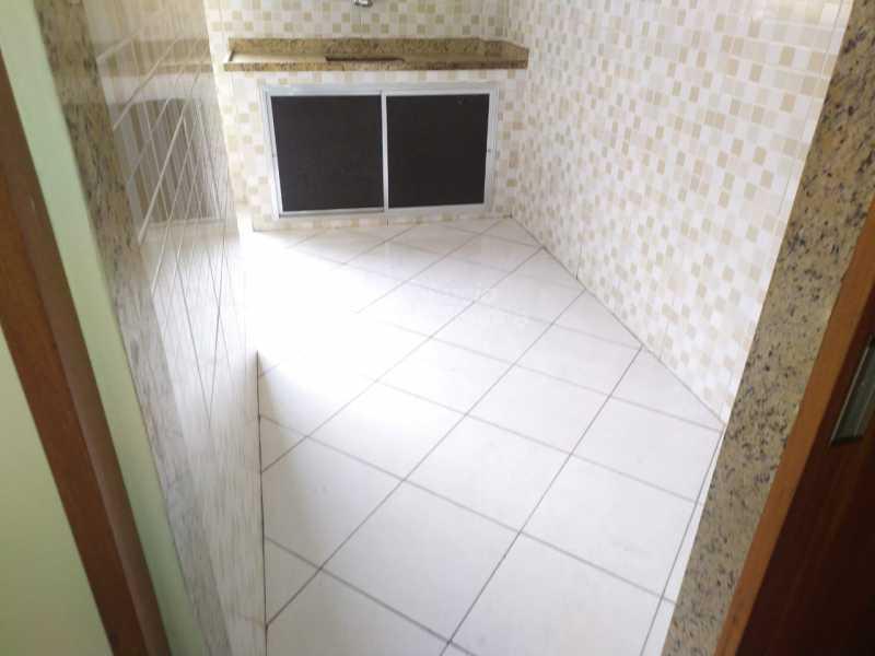 Cozinha.... - Apartamento à venda Avenida Ministro Edgard Romero,Madureira, Rio de Janeiro - R$ 165.000 - VPAP21872 - 25