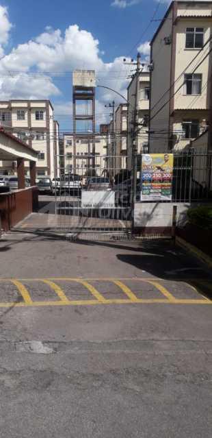 Entrada do condomínio - Apartamento 2 quartos à venda Engenho da Rainha, Rio de Janeiro - R$ 165.000 - VPAP21876 - 18