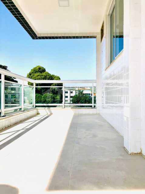 02 - Cobertura à venda Rua Padre Manuel Viegas,Vila da Penha, Rio de Janeiro - R$ 600.000 - VPCO30042 - 3