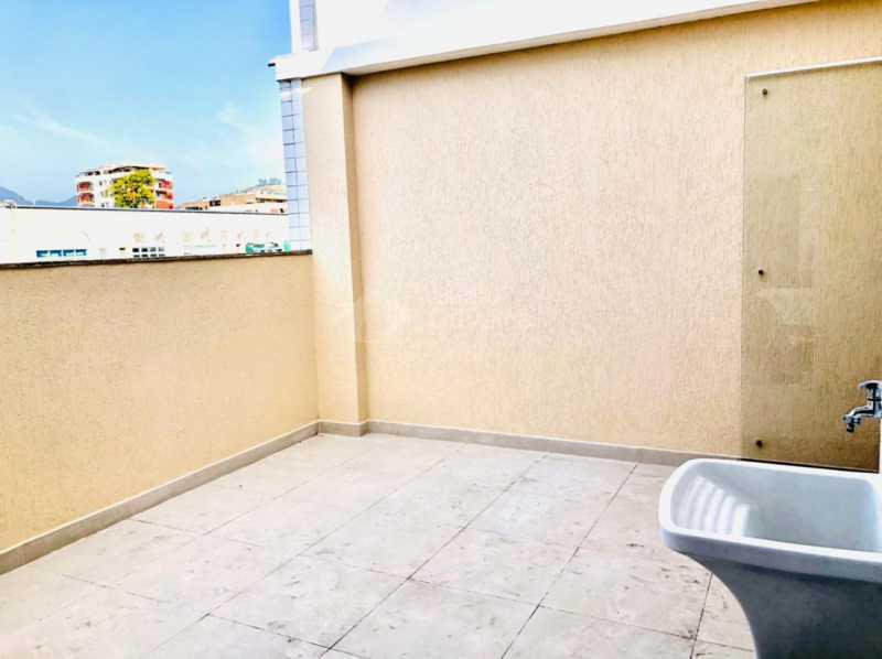 19 - Cobertura à venda Rua Padre Manuel Viegas,Vila da Penha, Rio de Janeiro - R$ 600.000 - VPCO30042 - 20