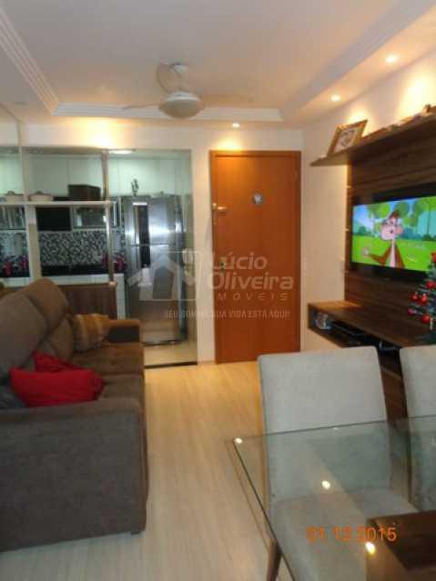 1-Sala ambiente - Apartamento à venda Estrada da Água Grande,Vista Alegre, Rio de Janeiro - R$ 270.000 - VPAP21877 - 4
