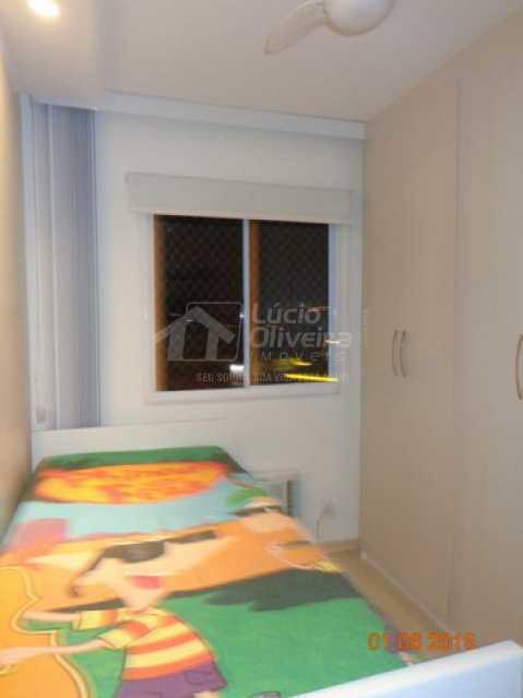 2-Quarto solteiro - Apartamento à venda Estrada da Água Grande,Vista Alegre, Rio de Janeiro - R$ 270.000 - VPAP21877 - 5