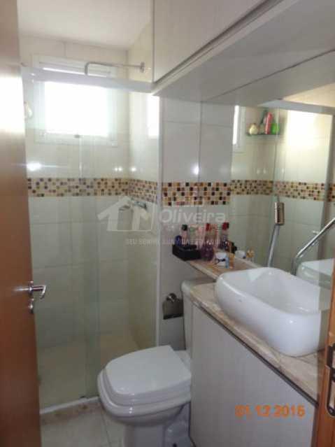4-Banheiro social - Apartamento à venda Estrada da Água Grande,Vista Alegre, Rio de Janeiro - R$ 270.000 - VPAP21877 - 7