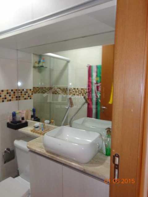 5-Banheiro social.... - Apartamento à venda Estrada da Água Grande,Vista Alegre, Rio de Janeiro - R$ 270.000 - VPAP21877 - 8