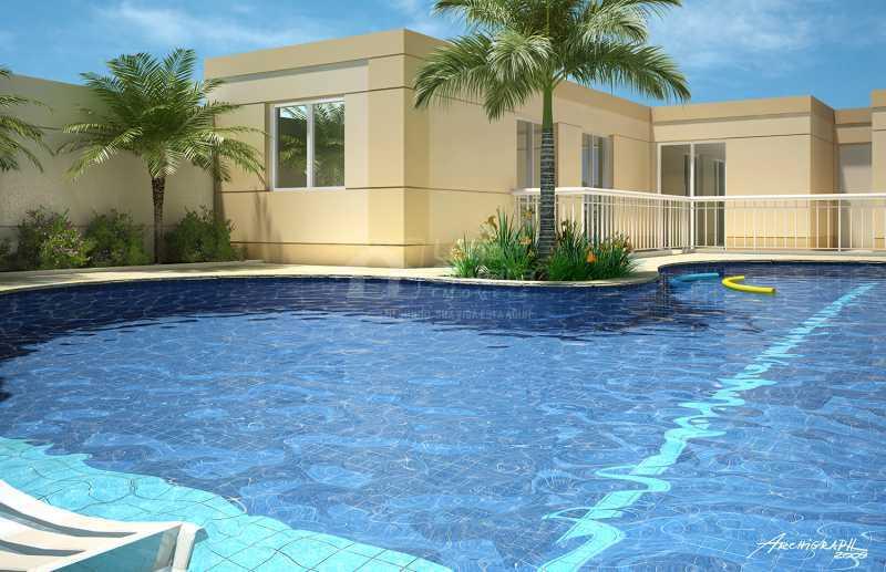 Piscina - Apartamento à venda Estrada da Água Grande,Vista Alegre, Rio de Janeiro - R$ 270.000 - VPAP21877 - 12