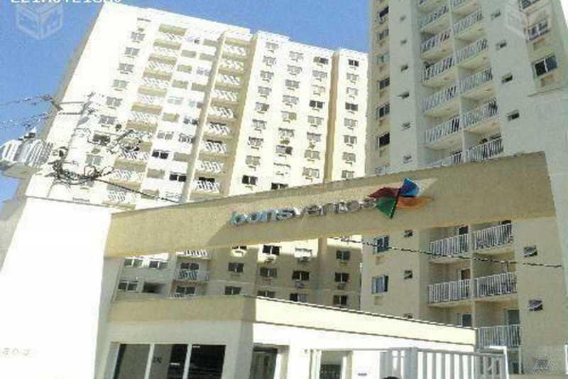 Portaria ... - Apartamento à venda Estrada da Água Grande,Vista Alegre, Rio de Janeiro - R$ 270.000 - VPAP21877 - 1