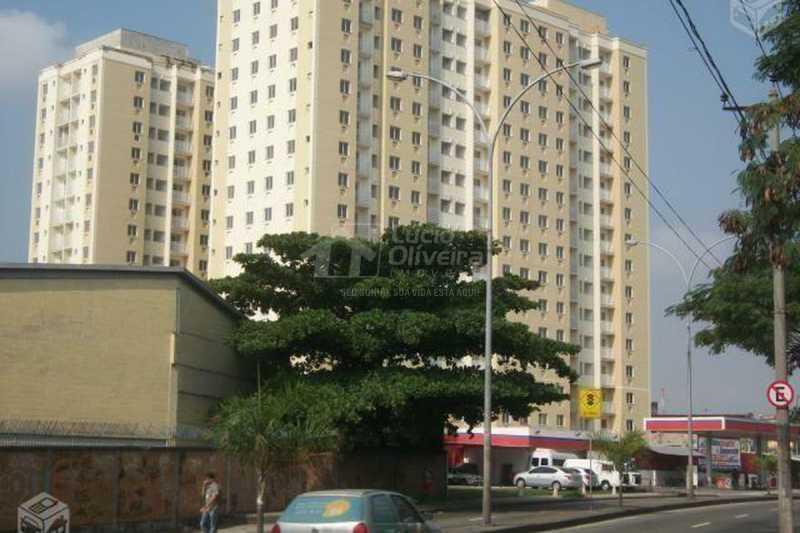Vista externa condominio - Apartamento à venda Estrada da Água Grande,Vista Alegre, Rio de Janeiro - R$ 270.000 - VPAP21877 - 3