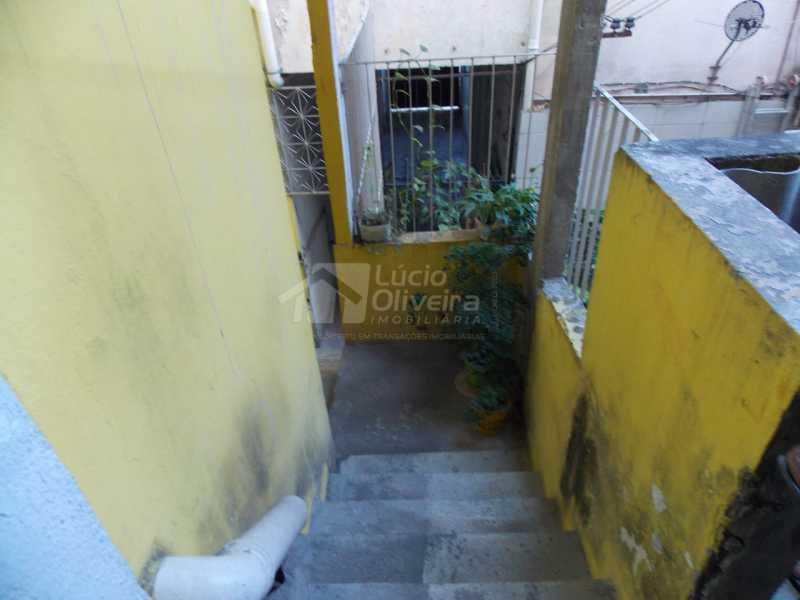entrada casa - Casa de Vila 1 quarto à venda Penha Circular, Rio de Janeiro - R$ 170.000 - VPCV10042 - 3