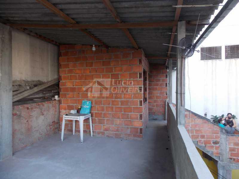 terraço - Casa de Vila 1 quarto à venda Penha Circular, Rio de Janeiro - R$ 170.000 - VPCV10042 - 19