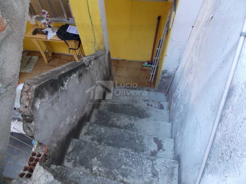 entrada yterraço - Casa de Vila 1 quarto à venda Penha Circular, Rio de Janeiro - R$ 170.000 - VPCV10042 - 16
