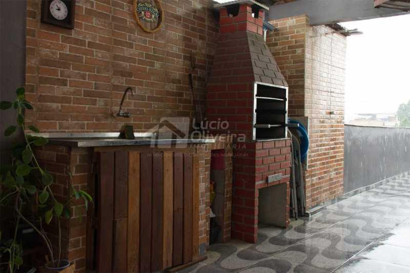Área gourmet - Casa à venda Avenida dos Italianos,Rocha Miranda, Rio de Janeiro - R$ 395.000 - VPCA30249 - 16
