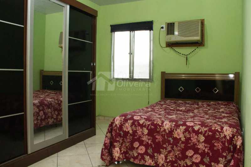 Quarto 1 - Casa à venda Avenida dos Italianos,Rocha Miranda, Rio de Janeiro - R$ 395.000 - VPCA30249 - 8