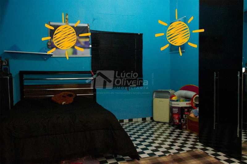 Quarto 2 - Casa à venda Avenida dos Italianos,Rocha Miranda, Rio de Janeiro - R$ 395.000 - VPCA30249 - 11