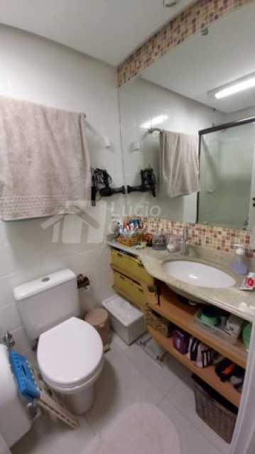 Banheiro Social - Apartamento 2 quartos à venda Tauá, Rio de Janeiro - R$ 290.000 - VPAP21884 - 11