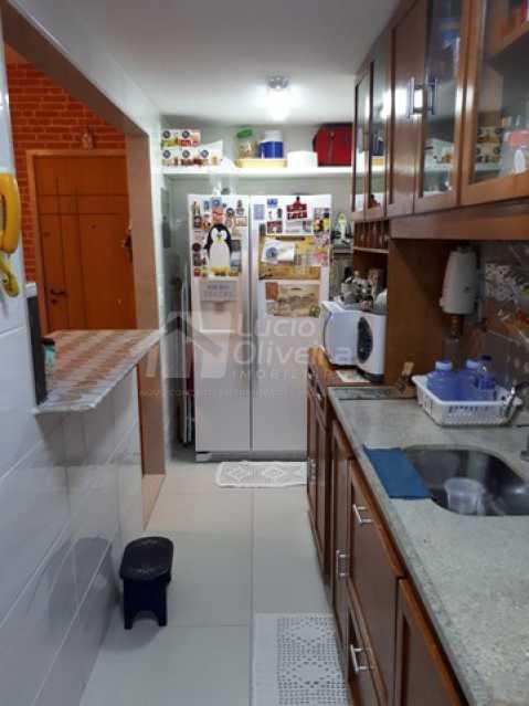 Cozinha armários - Apartamento 2 quartos à venda Tauá, Rio de Janeiro - R$ 290.000 - VPAP21884 - 10
