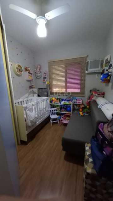 Quarto solteiro - Apartamento 2 quartos à venda Tauá, Rio de Janeiro - R$ 290.000 - VPAP21884 - 8
