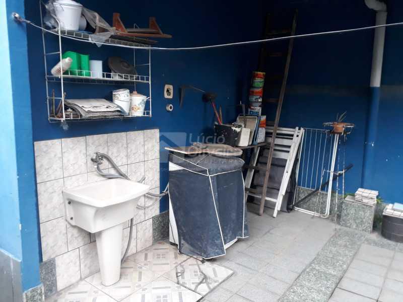area de serviço - Casa 3 quartos à venda Jardim América, Rio de Janeiro - R$ 185.000 - VPCA30250 - 17