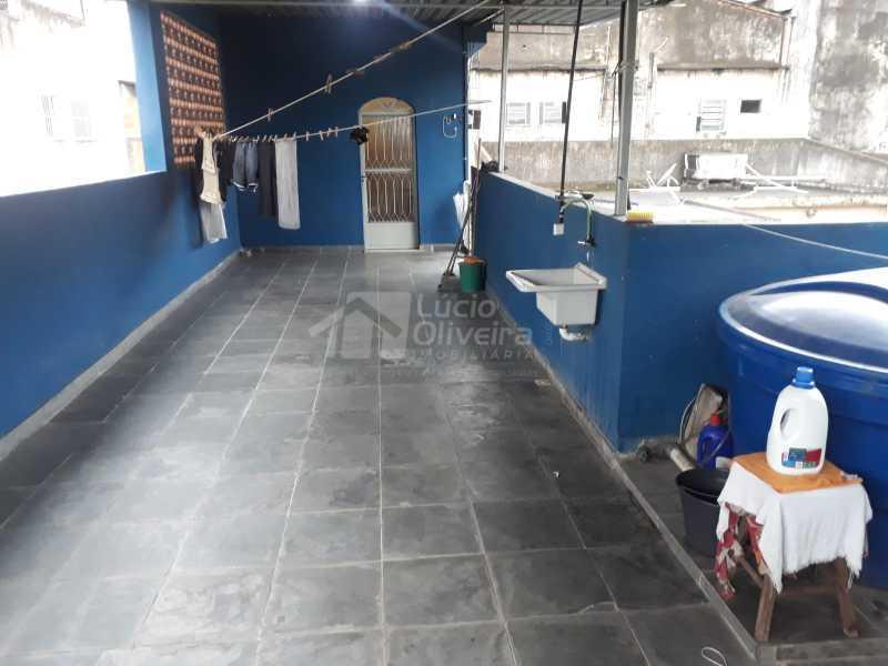 terraço - Casa 3 quartos à venda Jardim América, Rio de Janeiro - R$ 185.000 - VPCA30250 - 20