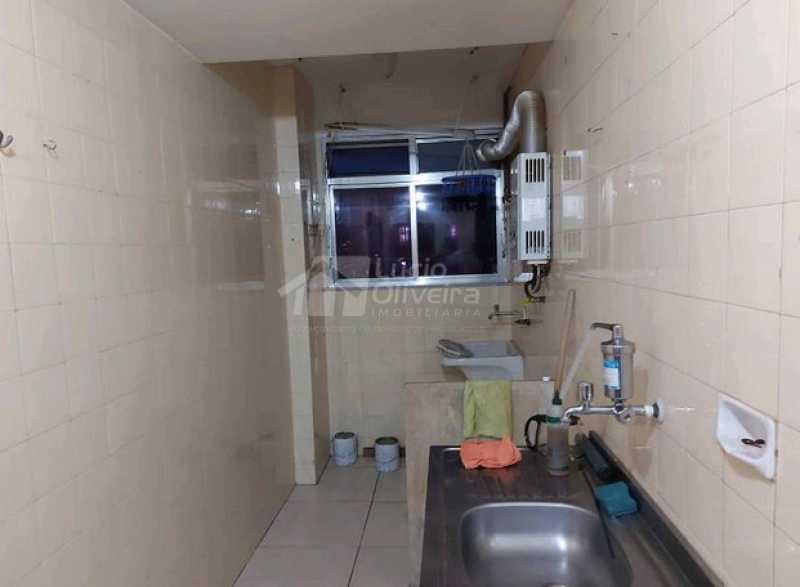 Cozinha e area serviço - Apartamento 3 quartos à venda Todos os Santos, Rio de Janeiro - R$ 275.000 - VPAP30499 - 10