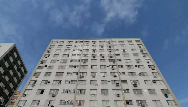 Fachada prédio - Apartamento 3 quartos à venda Todos os Santos, Rio de Janeiro - R$ 275.000 - VPAP30499 - 21