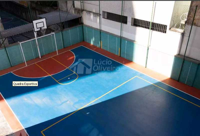 Quadra esportiva - Apartamento 3 quartos à venda Todos os Santos, Rio de Janeiro - R$ 275.000 - VPAP30499 - 17