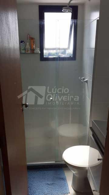 Banheiro social. - Apartamento 2 quartos à venda Maria da Graça, Rio de Janeiro - R$ 295.000 - VPAP21887 - 4