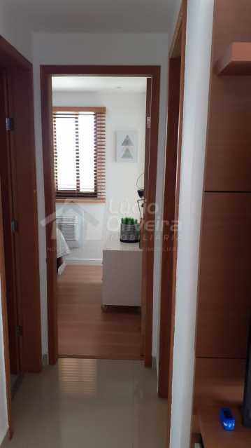 Corredde circulação - Apartamento 2 quartos à venda Maria da Graça, Rio de Janeiro - R$ 295.000 - VPAP21887 - 13