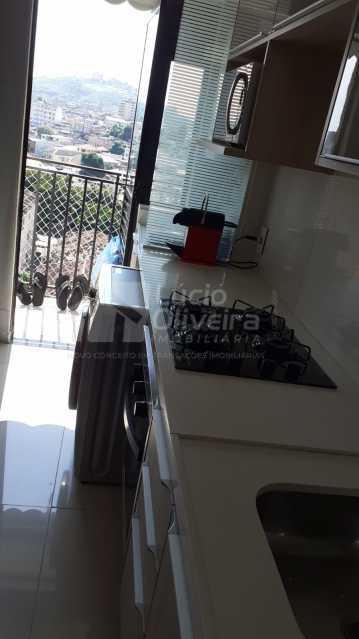 Cozinha e varanda - Apartamento 2 quartos à venda Maria da Graça, Rio de Janeiro - R$ 295.000 - VPAP21887 - 19