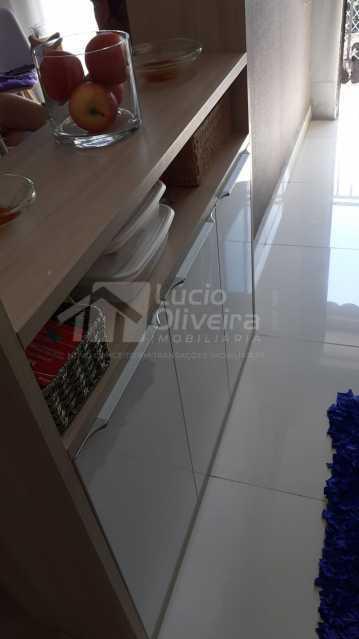 Cozinha.. - Apartamento 2 quartos à venda Maria da Graça, Rio de Janeiro - R$ 295.000 - VPAP21887 - 24
