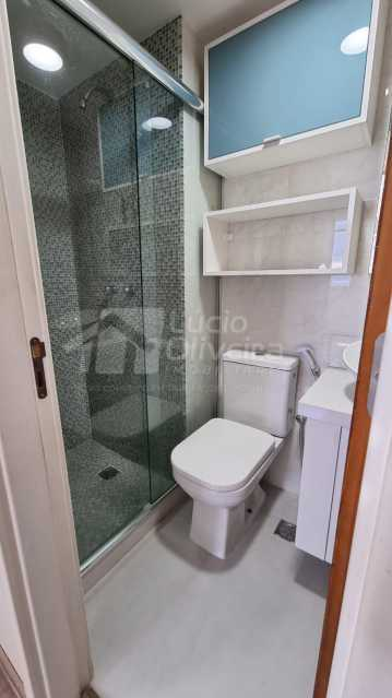 Banheiro social - Apartamento 2 quartos à venda Del Castilho, Rio de Janeiro - R$ 360.000 - VPAP21888 - 19