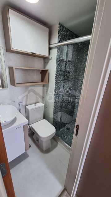 Banheiro suite... - Apartamento 2 quartos à venda Del Castilho, Rio de Janeiro - R$ 360.000 - VPAP21888 - 10