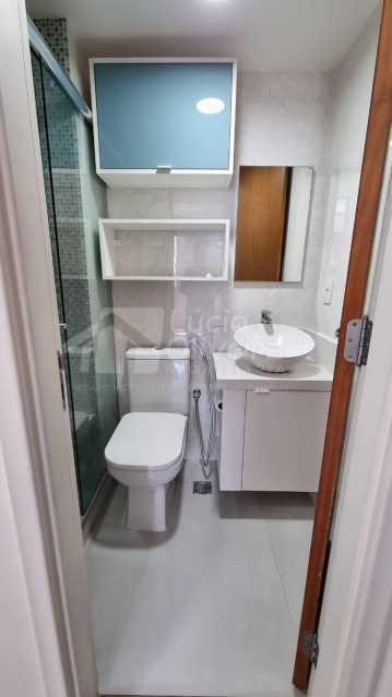 Banheiro social - Apartamento 2 quartos à venda Del Castilho, Rio de Janeiro - R$ 360.000 - VPAP21888 - 18