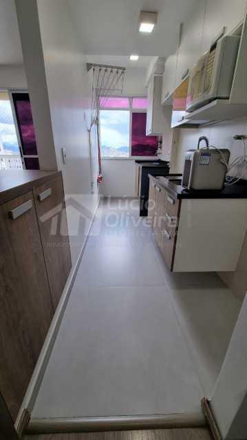Cozinha. - Apartamento 2 quartos à venda Del Castilho, Rio de Janeiro - R$ 360.000 - VPAP21888 - 20