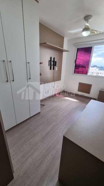 Quarto 1. - Apartamento 2 quartos à venda Del Castilho, Rio de Janeiro - R$ 360.000 - VPAP21888 - 9
