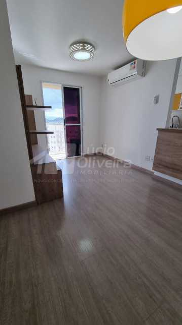 Sala.... - Apartamento 2 quartos à venda Del Castilho, Rio de Janeiro - R$ 360.000 - VPAP21888 - 1