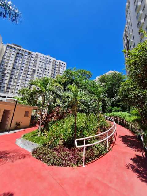 Área de circulação - Apartamento 2 quartos à venda Del Castilho, Rio de Janeiro - R$ 360.000 - VPAP21888 - 27
