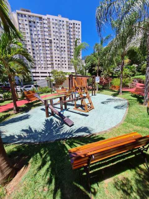 Playground. - Apartamento 2 quartos à venda Del Castilho, Rio de Janeiro - R$ 360.000 - VPAP21888 - 28