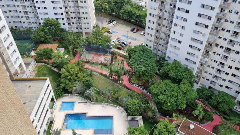 Vista apartamento - Apartamento 2 quartos à venda Del Castilho, Rio de Janeiro - R$ 360.000 - VPAP21888 - 26