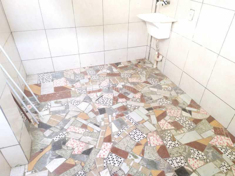 Área de serviço. - Casa 1 quarto para venda e aluguel Vila Kosmos, Rio de Janeiro - R$ 135.000 - VPCA10039 - 13