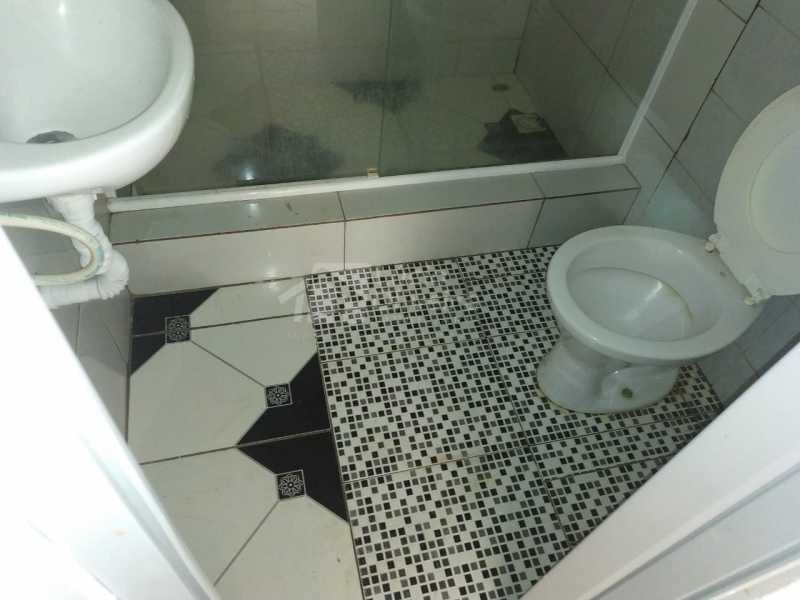 Banheiro. - Casa 1 quarto para venda e aluguel Vila Kosmos, Rio de Janeiro - R$ 135.000 - VPCA10039 - 7