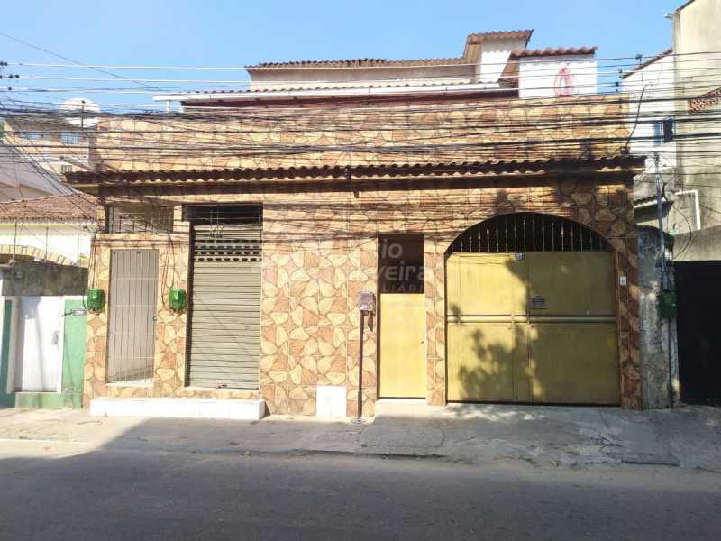 Entrada casa portão ferro a e - Casa 1 quarto para venda e aluguel Vila Kosmos, Rio de Janeiro - R$ 135.000 - VPCA10039 - 17