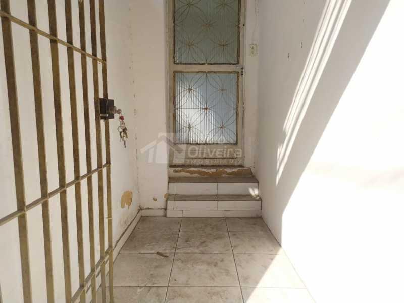 Entrada. - Casa 1 quarto para venda e aluguel Vila Kosmos, Rio de Janeiro - R$ 135.000 - VPCA10039 - 16