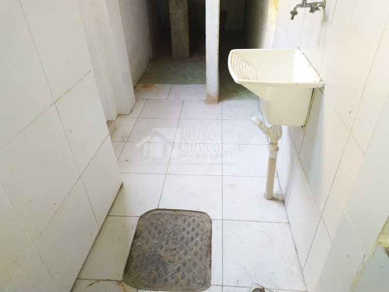Área de serviço - Casa 1 quarto para venda e aluguel Vila Kosmos, Rio de Janeiro - R$ 125.000 - VPCA10040 - 14