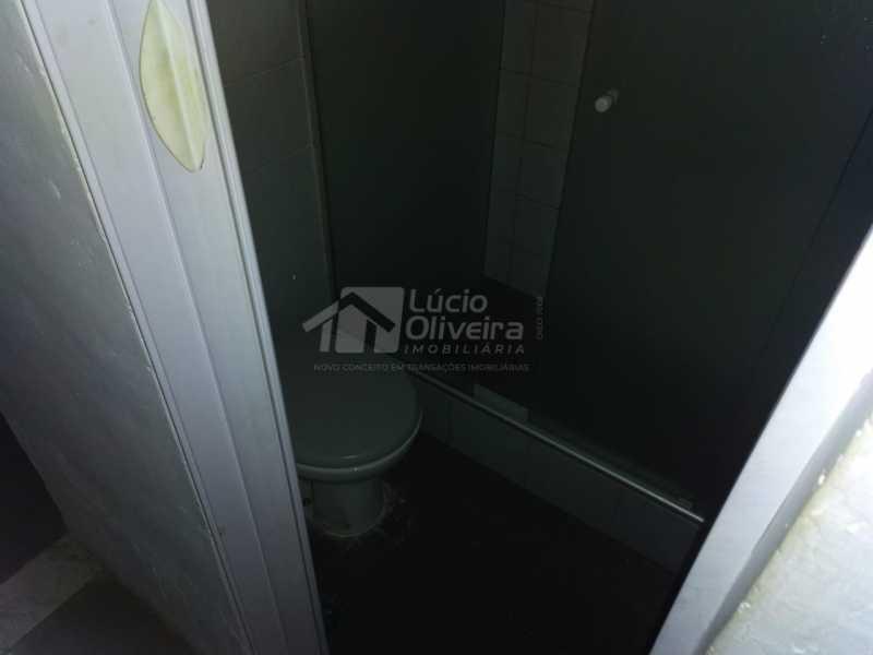 Banheiro. - Casa 1 quarto para venda e aluguel Vila Kosmos, Rio de Janeiro - R$ 125.000 - VPCA10040 - 7